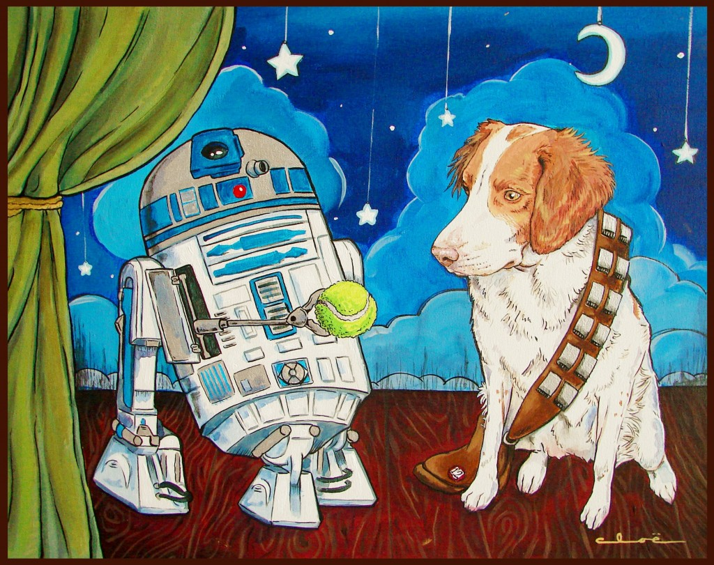 R2 and bucky