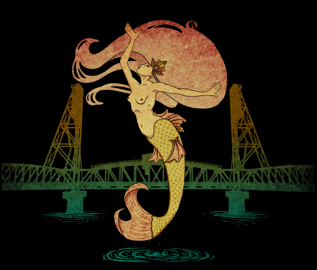hawthorne mermaid
