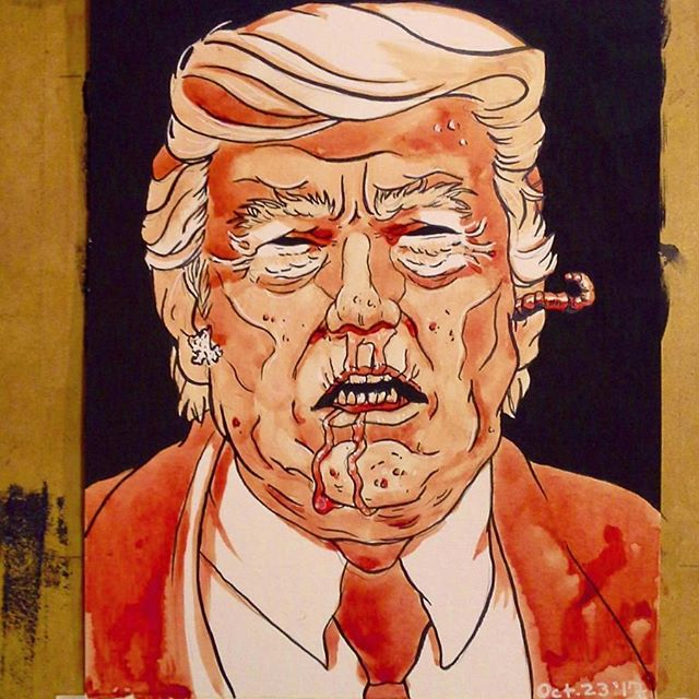 trump period painting by cloe ashton october 23 2017